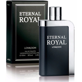 Perfume Masculino Lonkoom Eternal Royal 100ml