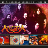 Angra - 5 Original Albums In 1 Box (2016)