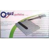 Guillotina Q-biz 380 X 300 Mm. 10 Hojas