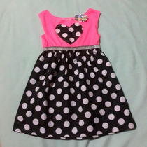 Vestido Tipo Princesa Casual Para Niñas... Mayor Y Detal!!!