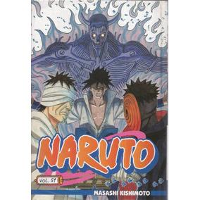 Mangas Naruto Volumes 12, 14, 47, 48 - Avulso