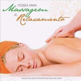 Cds Músicas Para Massagem Relaxamento Meditação