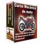Curso 52 Dvds Mecânica De Motos E Injeção Eletrônica + Brind