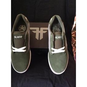 Zapatos Marca Fallen Slash Original For Caballeros Talla 44