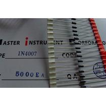 Diodo Retificador 1n4007 - In4007 - Embalagem Com 1000 Peças