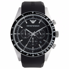 cd4a723127e Relogio Emporio Armani Ar5858 Preto Masculino - Relógios De Pulso no ...