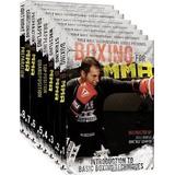 Video Aula Mma, Wrestling, Boxe, Jiu-jitsu, Condicionamento