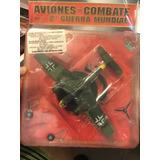 Aviones 2da Guerra Mundial Altaya Metal 39 1:72 Henschel Hs