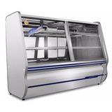 Balcao Expositor Refrigerado Inox Bar 160 Ormifrio/ormitop