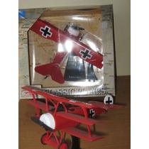 Colección Aviones Más Famoso 1ra. Guerra Mundial, Esc. 1:48