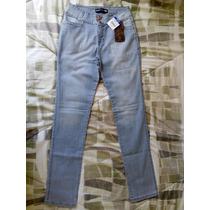 Calça Jeans Bivik - Feminino Adulto - Tam. 42 - Cód. 59108