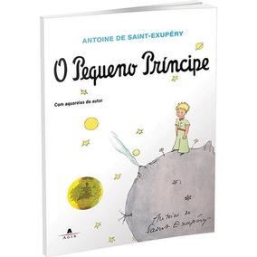 Livro Pequeno Príncipe