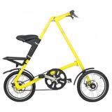 Bicicleta Dobrável Cicla Amarela - Igitop