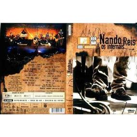 Nando Reis & Os Infernais Mtv Ao Vivo Dvd Original Novo