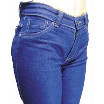Calça Jeans Legging Cintura Alta Com Elasticidade Novidade