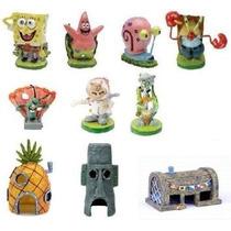 Figuras Decoración Bob Esponja Spongebob-squarepants Blanco