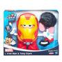 Sr Cara De Papa Disfraz De Iron Man Figura