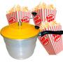 Pochoclera Familiar Pop! Gigante - Pochoclos Como En El Cine
