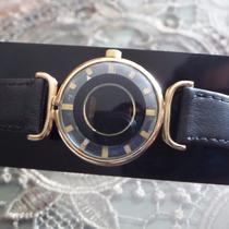 Reloj Juvenia Misterio Lamina De Oro De Coleccion