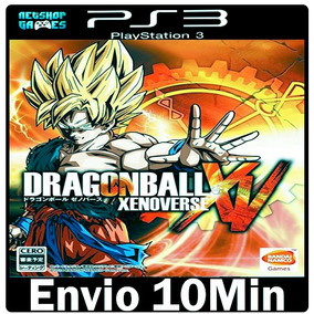 Dragon Ball Z Xenoverse Ps3 Psn Digital Envio Imediato