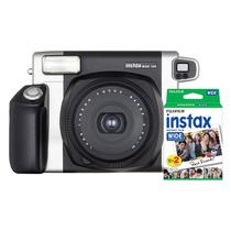 Câmera Instantânea Fujifilm Instax Wide 300 + Filme 20 Po