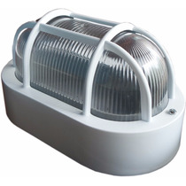 Kit12 Luminárias Arandela Tipo Tartaruga P/ Parede Externa