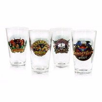 Vasos World Of Warcraft Pint Glasses (4)