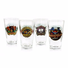 Vasos World Of Warcraft Pint Glasses (4) Sdf - Marcross