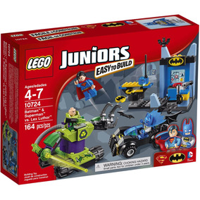 Lego Juniors 10724 Batman Superman Vs Lex Luthor Mundomanias