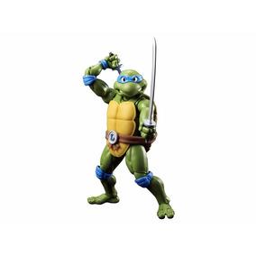 Bonecos tartarugas ninjas nickelodeon cla do pe brinquedos e boneco leonardo tartarugas ninja nickelodeon bandai thecheapjerseys Image collections