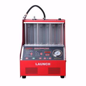 Laboratorio De Inyectores Y Tina Ultrasonica Launch Cnc602a