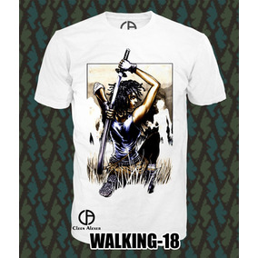 Ropa Hermosas Camisetas Y Blusas Comic The Walking Dead
