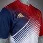 Camiseta Rugby Adidas Francia 2017 Bleus Seis Naciones