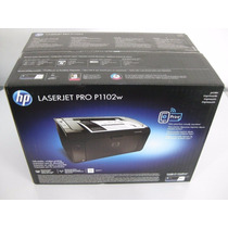 Impressora Hp Pro Laserjet 1102w Wireless 110v Tonner
