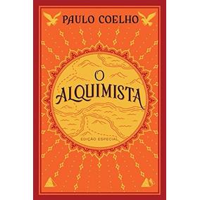 Livro - O Alquimista - Edição Especial - Paulo Coelho
