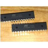 Microcontrolador Ic Atmega 8-16pu Dip-28