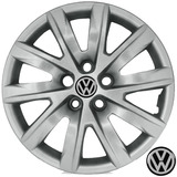 Jogo Calota Vw Fox / Space Aro 15 2011/... 4 Pcs - G078
