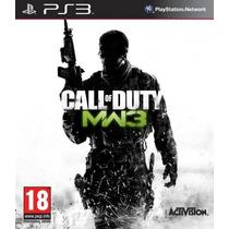 Call Of Duty Modern Warfare 3 Para Ps3 En Vaket-onstation!