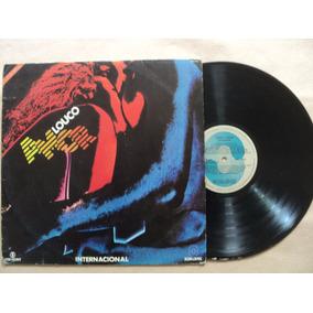 Louco Amor- Lp Trilha Sonora Internacional- 1983- Original!
