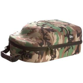 Porta Gorras Marca New Era Oficial Color Camo + Regalo