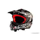 Casco Cross Edge 13 Rbk Dot