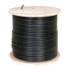 Bobina Cable Utp Cat5e Intemperie Doblechaqueta Exterior