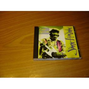 Jimi Hendrix Free Spirit Cd Argentina Rare Cd Musimundo