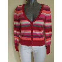Sweaters Aeropostale Cardigan T-m Nuevo Orig. Abrigos,blusas