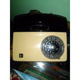 Antiguo Telefono Entel A Disco Bicolor Único En Mercadolibre