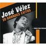 Jose Velez 20 Grandes Exitos Cd