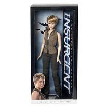 Barbie Insurgente Tris Mattel Black Label Colecionavel 2015