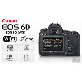 Camara Canon 6d Body Garantia