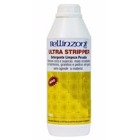 Detergente Ultra Stripper Bellinzoni Pedras Marm. E Granitos