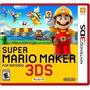 Juego Super Mario Maker 3ds Formato Fisico Nuevo Sellado